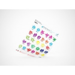 Stickers - Arabic Letters -...