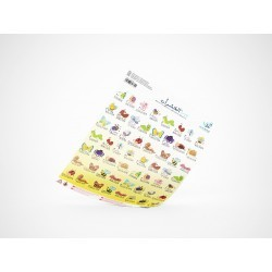 Reward stickers - Insects
