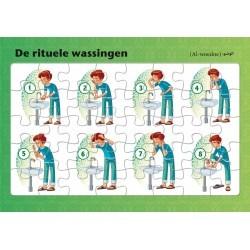 Puzzel Rituele Wassing
