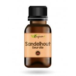 Geurolie - Sandelhout