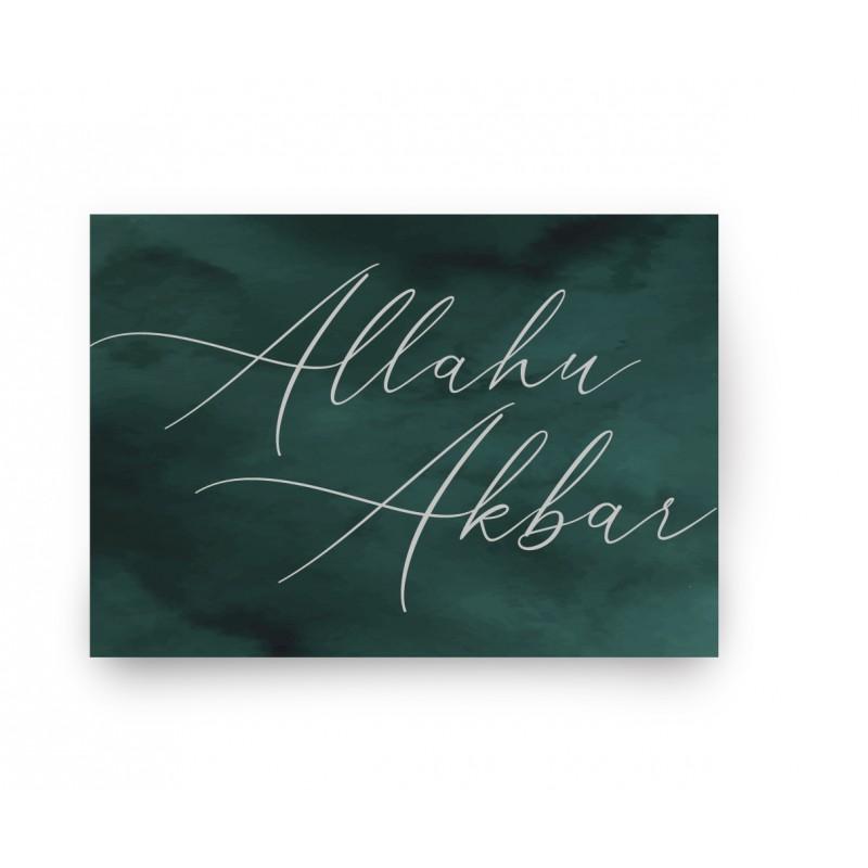 Sticker - Allahoe Akbar (5 stuks)