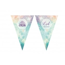 Eid Bunting Watercolour