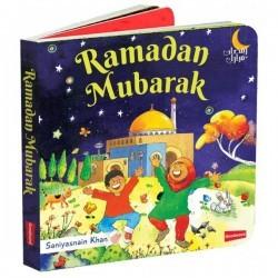 Ramadan Mubarak verhalenboek voor peuters (Dutch)