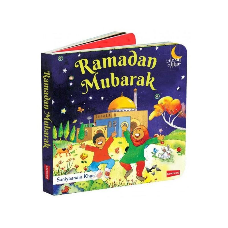 Ramadan Mubarak verhalenboek voor peuters