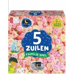 5 Zuilen Familiespel (dutch)