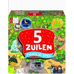 5 Zuilen Familiespel (dutch)