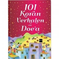 101 histoires du Coran et Dua
