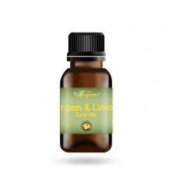 Geurolie - Citroen & Limoen
