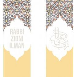 Grote boekenlegger Rabbi...