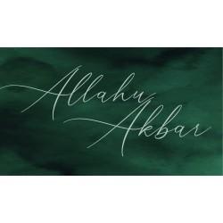Aimant - Allahu Akbar