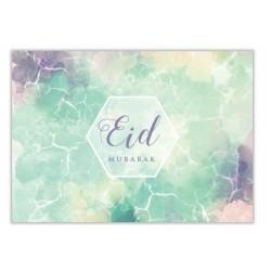 Tischsets Eid Aquarell (6er...