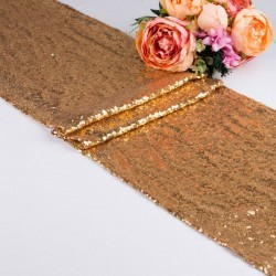 Table runner - Gold