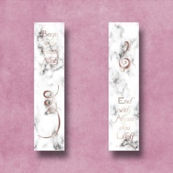 Bookmark 'Begin with Bismillah'