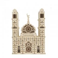 Wooden Ramadancalender