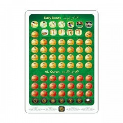 koran tablet Groen