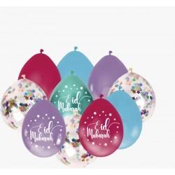 Eid Balloon Mix...