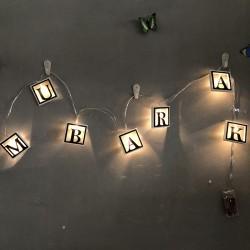 LED Lights - Mubarak