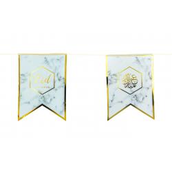 Pendulum - Eid Marble gold
