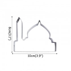 Koekjesuitsteker Moskee medium