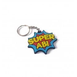 Sleutelhanger - Super abi