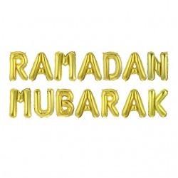 Foilballoon Ramadan Mubarak...