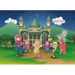 Puzzle Eid Party (80 pcs)