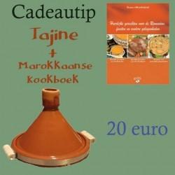 Tajine + Marokkaanse Kookboek