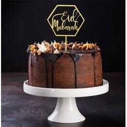 Eid Mubarak Cake Topper...