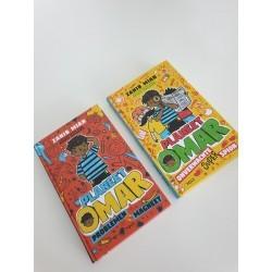 Cadeaupakket - 'boekenwurm'