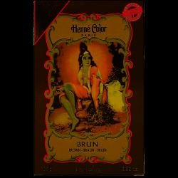 Hennapoeder Bruin - Brun