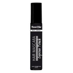 Henna Haar Mascara Zwart -...
