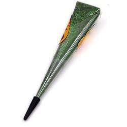 Golecha Glitter Cone Groen