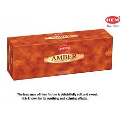 Hem Wierook - Amber
