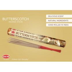 Hem Wierook - Butterscotch