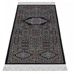 Luxe Gebedskleed Zwart met...