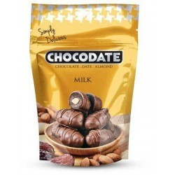 Chocodates Melk - 100 gram