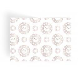Placemats - Desert rose