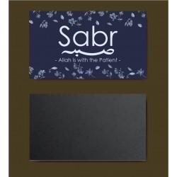 Magnet - Blue Sabr