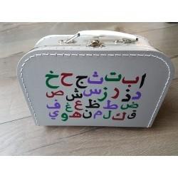 Kinderkoffertje - Roze Muslima