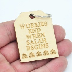 Sleutelhanger - Worries...