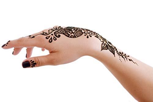 Henna Versiering op Hand