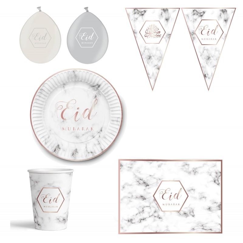 Marble Eid Design