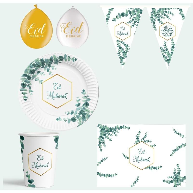 Eucalyptus Eid Design