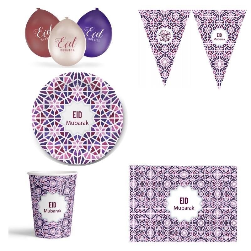 Mosaic Eid Design